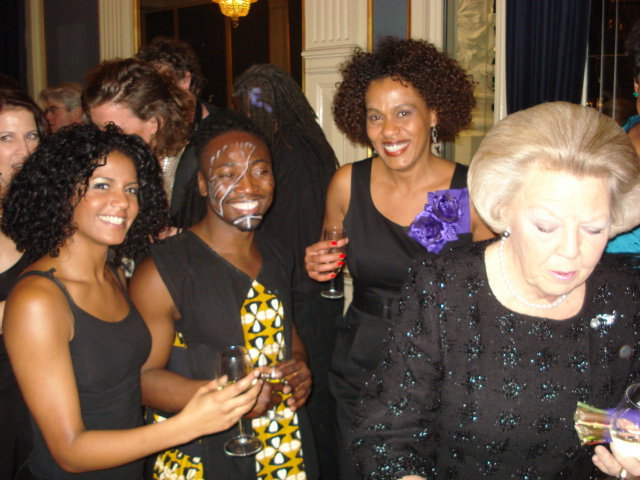Hare Majesteit Koningin Beatrix